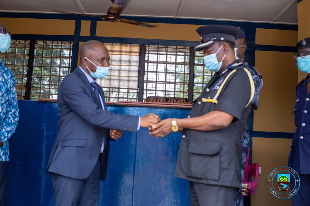 Police post established in memory of former IGP Oryema
